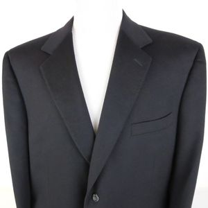 Canali 52R 2 Button 100% Pure Cashmere Sport Coat